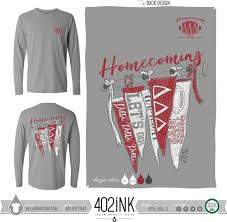 Designs For Homecoming Shirts 402ink 402style 402ink Custom Apparel Greek T Shirts