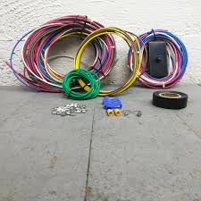 rail buggy wiring harness just another wiring diagram blog • dune buggy universal wiring harness w fuse box fits empi 9466 vw rh com sand rail wiring dune buggy wiring harness