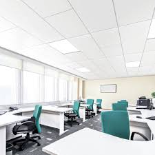 Office ceilings Cool Lyra Plant Based pb room Scene Armstrong Building Solutions Office Ceilings Armstrong Ceiling Solutions Commercial