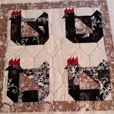 Best 25+ Chicken quilt ideas on Pinterest | Applique quilts ... & Chicken wire quilting for Farm Girl? Adamdwight.com