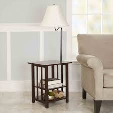 coffee tables and lamp tables table with built in lamp table racks for home black end table with lamp attached floor table