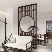 chinese style living room ceiling. Plain Chinese Modern New Chinesestyle Living Room Screen Partition Ceiling Pure Solid  Wood With Fence Hollow Porch Round Craft Can Be Customized Intended Chinese Style