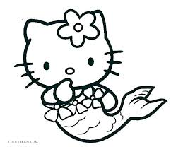 Color Pages Hello Kitty Free Hello Kitty Coloring Pages Online Free