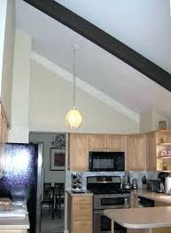 lighting ideas for sloped ceilings. Slanted Ceiling Kitchen Lighting Ideas For Sloped Ceilings E
