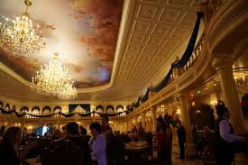 be our guest restaurant main dining hall