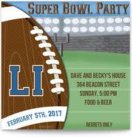 Football Invitation Template Football Party Invitations Pingg Com