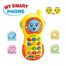 Details about Baby Phone Toy 3-12 Months, 6-9 Month Old Toys Gift for G..