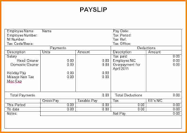 Format Salary Slip Beauteous Salary Invoice Template Excel Denryoku
