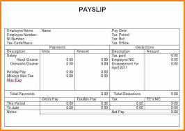 Format Salary Slip Beauteous Salary Invoice Template Excel Denryoku