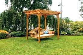 porch swing bed from pallets swing bed plans pergola swing plans outdoor wooden swing plans cedar porch swing bed from pallets outdoor