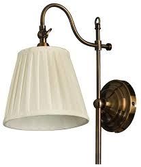 Настенный светильник <b>Arte Lamp</b> Seville <b>A1509AP</b>-<b>1PB</b>, 40 Вт