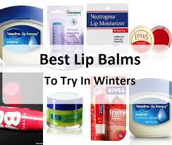 10 best lip balms for dry lips reviews