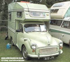Small Picture mini motorhome Minor Camper from Morris Built in 1960s Colour