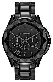 karl lagerfeld karl 7 chronograph bracelet watch 44mm nordstrom