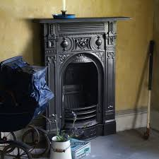 Small Bedroom Fireplaces Victorian Cast Iron Fireplace Combination Small Pendragon