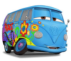 Hippy van!
