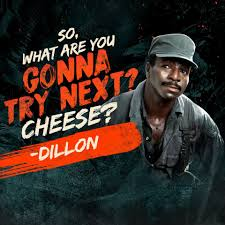 Dillon, Carl Weathers - Predator 1987 ...
