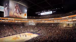Talking Stick Resort Arena Suns Seating Chart Phoenix Suns Unveil Renderings Of 230 Million Arena