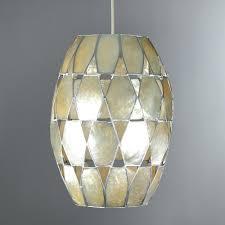 capiz ceiling light diamond cylinder pendant capiz shell ceiling light uk
