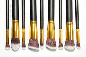 quality affordable makeup brush set k is for 1