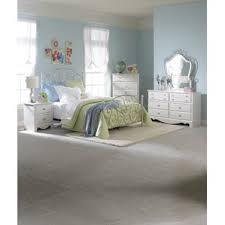 discount white bedroom furniture. gabriella panel configurable bedroom set discount white furniture