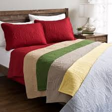 Solid Color Quilts & Coverlets For Less | Overstock.com & Fashion Solid Quilt Set Adamdwight.com
