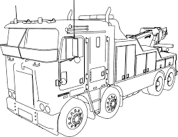 logging coloring pages most truck and trailer coloring pages logging semi page clip art 2018