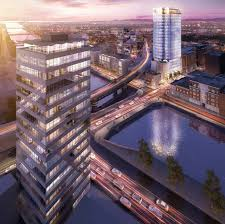 dublin office. Given The Demand For Offices, Johnny Ronan Is Hoping His Plan An 88m Tower Dublin Office