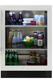 undercounter refrigerator stainless