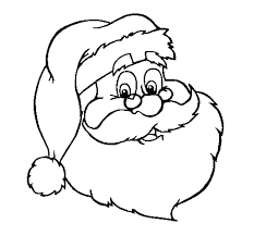 Santa Claus Coloring Pages For Kids | Christmas Coloring pages of ...
