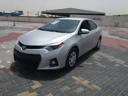 TOYOTA COROLLA 2014 USA SPEC PRICE: 29000 – Kargal - UAE