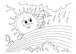Small Picture 20 Free Printable Rainbow Coloring Pages EverFreeColoringcom