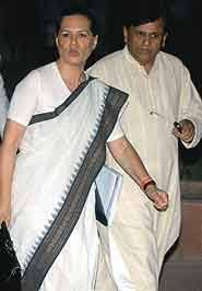 the quiet man along sonia gandhi patel also attends the weekly meetings prime minister manmohan singh and other key ministers he is a member of the upa