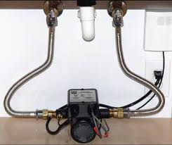 Instant Hot Water At Kitchen Sink