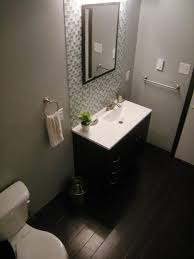 Neutral Color Bathroom Design Ideas  Charcoal Walls Small Bathroom Colors For Small Bathroom