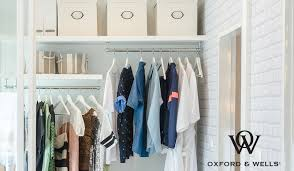 5 small closet s to make the most of your space