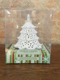 Yankee Candle Christmas Tree Lighting