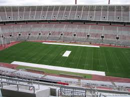 Horseshoe Osu Seating Chart Ohio Stadium View From Section 23c Vivid Seats