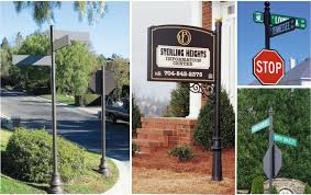 Decorative Sign Posts US Signcrafters Services US Signcrafters 62