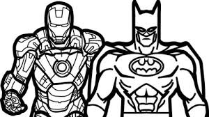 Here is a collection of 25 free batman coloring pages to print and color. 25 Free Iron Man Coloring Pages Printable