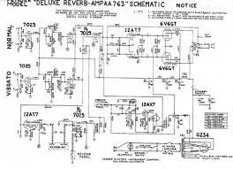 prowess amplifiers fender schematics deluxe reverb aa763 fender deluxe reverb aa763 schematic thumbnail