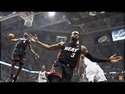 LeBron James: Top 10 Alley Oop Dunks from Wade - YouTube
