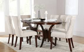 oval dining room table set oval dining table pedestal base 6 set white chairs hi