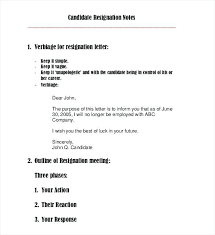 Resignation Email Sample Format Letter Writing Samples