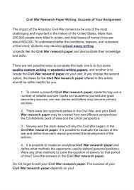 causes of civil war essay how to write civil war research papers  how to write civil war research papers causes of the civil war research papers examine the
