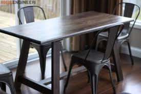 build dining room table. Double Angle Dining Table Build Dining Room Table