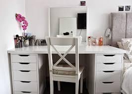 bedroom vanit makeup desks diy ideas and awesome vanity desk furniture images with drawers set