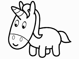 Baby Unicorn Coloring Pages Inspirational Cute Coloring Pages