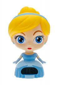 Disney Princess Magical Light Up Alarm Clock Lego Bulbbotz Disney Princess Cinderella Clock Disney