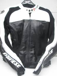 dainese delmar estivo leather motorcycle jacket 44 54
